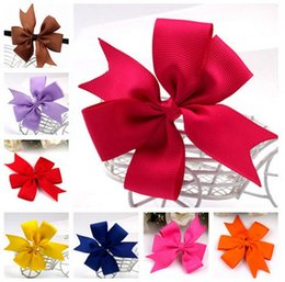 Discount cute hair accessories for children - NEW girls Children Cute cloth cartoon hairpin bowknot hairpin Christmas gift hair accessories for girls 7