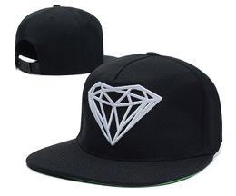$enCountryForm.capitalKeyWord Australia - Brand New Diamond Snapback Women Men Hip Hop Adjustable Baseball Cap Hats Sport Leisure Ball Caps Drop Shipping