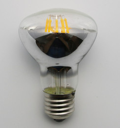 Replacing incandescent bulbs online shopping - Replace W incandescent bulbs V V V V W LED filament bulb R63 led spotlight e27 warm white cold white year warranty