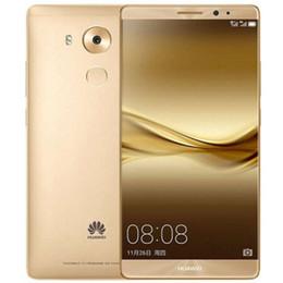 Unlocked Cdma Smartphone Canada - huawei Mate 8 Unlocked Smartphone with 16 MP camera, 4 GB RAM 32GRAM, 64 GB 32G Memory Dual Sim, global Warranty - International Version