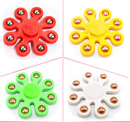 Eight Toys Canada - IN STOCK!! Eight-Pointed Star Spinner Fidget Toy Hand Spinner Children Adults Focus Keep Hands Busy High Quality Fidget Toy DHL