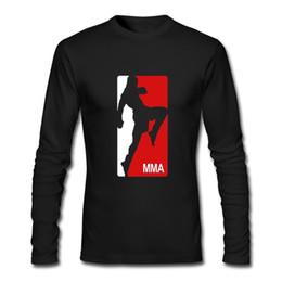 Xs mma shorts online shopping - MMA CLASSIC LOGO Boxing Boxen Fight UFC Strike Force Long Sleeve T Shirt XS XL