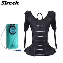 Discount hydration backpack bag - Sireck Camelback 2L Water Bag 3L Hydration Backpack Camping Marathon Cycling Climbing Running Water Backpack Bladder