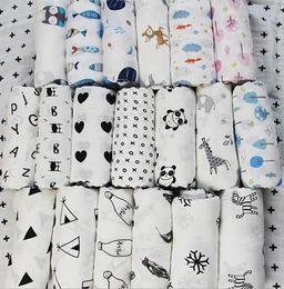 a5d65f6bd6b5 120 120CM Aden Anais Swaddles Muslin Baby Blankets Ins Bath Towels Blankets  Wraps Newborn Cotton Swadding Muslin Baby Blankets KKA4210