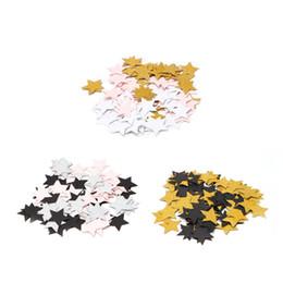 $enCountryForm.capitalKeyWord UK - 100Pcs Glitter Five Stars Paper Table Throwing Confetti Wedding Party Decoration Party Holiday DIY Wedding Decor