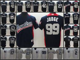 7110273b5 New York Yankees Mnas Jersey  99 Aaron Judge 40 Luis Severino 25 Gleyber  Torres Woman Youth Baseball Jerseys