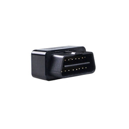 China plays online shopping - Plug Play OBD Car GPS Tracker Mini Vehicle Locator Support Google Map Voice Monitoring Multiple Alarms Compact Size