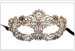 $enCountryForm.capitalKeyWord UK - new Sexy lace half face bar masks for women lady girl Masquerade Christmas ball Halloween Costume Party cover