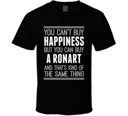 Gothic Style Clothes Australia - Buy A Ronart Happiness Car Lover T Shirt Hip Hop Clothing Cotton Short Sleeve T Shirt Printed T Shirt Men Cotton T-Shirt New Style Gothic