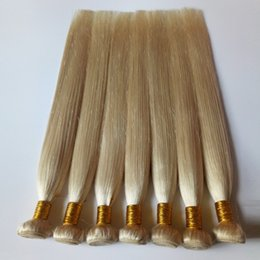 $enCountryForm.capitalKeyWord NZ - Manufacture Brazilian Virgin Hair Weave #613 blond Good price fashionable Remy Hair extensions Soft and smooth No shedding no knotting