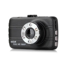 Night Vision Inch Canada - Supports night vision Car dvr original auto camera 1080P 3.0 inch full hd dash cam dvrs video Driving recorder