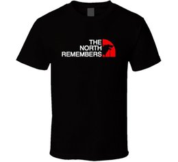 $enCountryForm.capitalKeyWord Australia - Game of Thrones T Shirt The North Remembers Stark Logo Direwolf Wolf Got New Tee Loose Black Men Tshirts Homme Tees