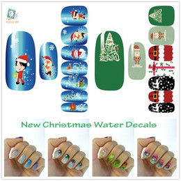 f5ec464938 Nail Art Water Decals Christmas NZ   Buy New Nail Art Water Decals ...