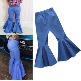 2018 Fashion Mother And Daughter Abbigliamento Harem Pants Abbigliamento Summer Family Dress Alikes Jeans Newest Boutique Pantaloni Abbigliamento