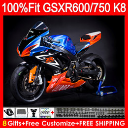 Orange Gsxr Online Shopping | Orange Gsxr Fairings for Sale