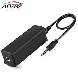 $enCountryForm.capitalKeyWord UK - AOZBZ 3.5mm Aux Audio Noise Filter Ground Loop Noise Isolator for Car Stereo System Audio System Home Stereo Filter