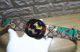 $enCountryForm.capitalKeyWord Canada - 2018 Latest flower luxury belts designer belts men high quality luxury leather belt men women hot Buckle ceinture homme mens belts luxury