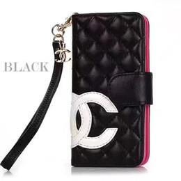 Designer de luxo paris show phone case para iphone x xs xr xs max 7 7 mais 8 8 plus couro case cartão titular capa case venda por atacado