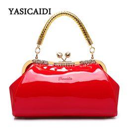 $enCountryForm.capitalKeyWord Canada - Fashion Women Shoulder Bag High Quality Female Bag Large Capacity Patent Leather Women Handbags Designer Diamonds Ladies Bags D18102906