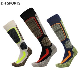$enCountryForm.capitalKeyWord Canada - 2018 Ski Socks Football Soccer Sock Cotton Men Women Cycling Snowboard Sport Socks Skiing Top Quality