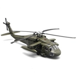 $enCountryForm.capitalKeyWord UK - 29CM Military Helicopter Diecast Alloy Fighter Plane Collectable Toy Gift