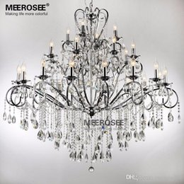 Discount large wrought iron chandeliers large wrought iron discount large wrought iron chandeliers large 28 arms wrought iron chandelier crystal light fixture chrome aloadofball Choice Image