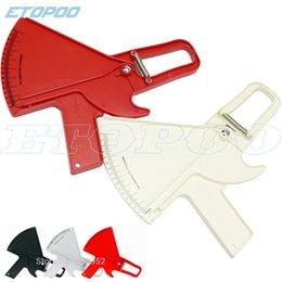 Tools Alert Free Drop Shipping Medical Plastic Caliper Vitruvian Caliper Medical Ruler For Elbow Body Skinfold Caliper