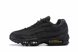 Most Popular Casual Shoes UK - Europe Most popular 2018 Air MenMaxes95 casual Shoes Men Women Athletic Hiking Jogging Walking Outdoor Boot designer shoes 36-46