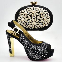 Heels Women's Shoes Shop For Cheap Party Shoes Irregular Birthday Heels Glitter Matching Clutch Bag