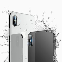 $enCountryForm.capitalKeyWord NZ - Camera Lens Tempered Glass 9H Film Anti Scratch Screen Protector For iPhone X 8 7 6 Plus 5 5S SE