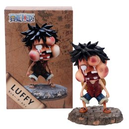 Action & Toy Figures Huong Anime One Piece 10cm Tony Tony Chopper Pirates Of The Flag Action Figure Collection Toys Christmas Gift