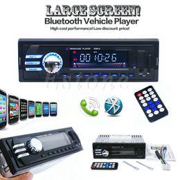 Venta al por mayor de Coche SD USB MP3 Radio Player 2023 Audio Stereo In Dash FM Receptor de entrada auxiliar