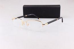 Discount metal myopia frame - Sunglasses Frames 375 alloy frame glasses frame restoring ancient ways oculos de grau men and women myopia eyeglasses fr