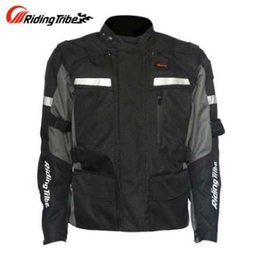 $enCountryForm.capitalKeyWord NZ - Winter Motorcycle Jacket Travel Reflective Protector Motocross Body Armor Protection JK4877 Racing Jacket Clothing