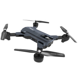 $enCountryForm.capitalKeyWord Australia - New Foldable Wifi Camera Drone 20 Mins Flight Time Dual Lens HD WiFi FPV Quadrocopter Altitude Hold RC Helicopter Optical Flow RC Drones Toy