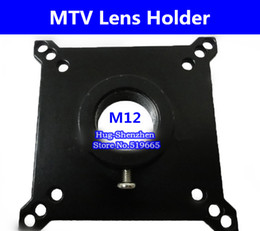 Discount networking security - 10PCS~50PCS Free Shipping IR-CUT MTV Lens Holder 42 to 32 for Security camera Network machine