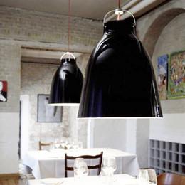 E27 Light Holder Australia - Modern Pendant Light Aluminum Painting Lamp Hanging Light E27 Holder Lampada Big Bell For Restaurant home garden coffee room