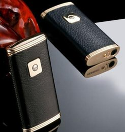 $enCountryForm.capitalKeyWord NZ - Honest lighter creative personality quality leather, windproof and ultra-thin touch electronic induction lighter