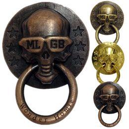 skull mobile phone 2019 - 360 Degree Skull Metal Finger Ring Smartphone Stand Holder Mobile Phone Holder Stand For iPhone samsung ipad mobile phon