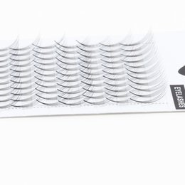 Wholesale Seashine Volume Eyelashes Extension D Middle C Premade Fans mm Lashes Extension Soft Blink Russian Eyelash