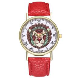 $enCountryForm.capitalKeyWord UK - GENBOLI Fashion 2018 Wrist Women Lady T287 Luxury Men Women Leather Quartz Wrist Watches Fashion Watch New Bracelet Watches