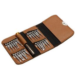 25 in 1 Torx Schraubendreher Set Eröffnung Chrom-Vanadium-Stahl Repair Tool Kit für iPhone Handy Tablet PC Kamera Uhr Handwerkzeug