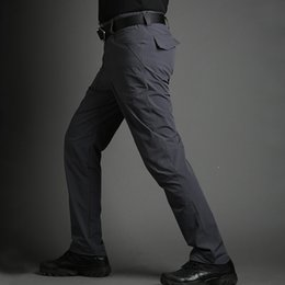 $enCountryForm.capitalKeyWord NZ - IX9 City Tactical Cargo Pants Men Combat SWAT Army Military Pants Cotton Many Pockets Stretch Flexible Man Casual Trousers XXL f02