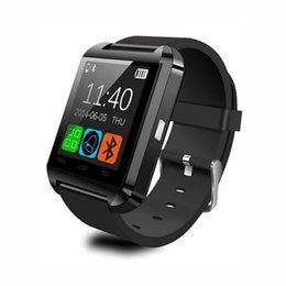 $enCountryForm.capitalKeyWord UK - U8 Smart watch Bluetooth Smartwatch Touch Screen Wrist Watches With SIM Card Intelligent Mobile Phone Watch For iPhone X Samsung S8 With Box