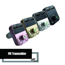 B3 Mãos Livres Transmissor FM Sem Fio Bluetooth Car Kit AUX Modulator Car Kit MP3 Player SD USB Carregador Acessórios Do Carro venda por atacado