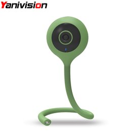 Chinese  Smart Home Baby Monitor Crying Alarm Mini Wifi Camera 720P HD Cloud Storage P2P Infrared Wide Angle Vision IP Security Camera manufacturers