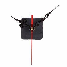 Clock Hands Wholesale UK - DIY Clock Mechanism Quartz Clock Movement Mechanical Kit Spindle Mechanism Repair With Hand Sets Cross-stitch Movement Clock Accessories