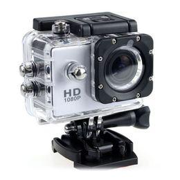 Digital viDeo stabilizers online shopping - SJ4000 P Helmet Sports DVR DV Video Car Cam Full HD DV Action Waterproof Underwater M Camera Camcorder Multicolor
