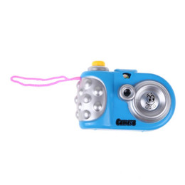Children Toy Camera Australia - Baby Study Toy Kids Projection Camera Educational Toys for Children Kids Toys Gifts Random Color