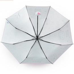 Fish protect online shopping - Foldable Rain Umbrella Sun Shading Protect Woman Sunscreen Children Kids Girls Ultraviolet Proof Cute Umbrellas Portable Creative cb bb